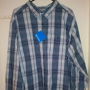 Columbia. Omni wick shirt. Men's XXL.